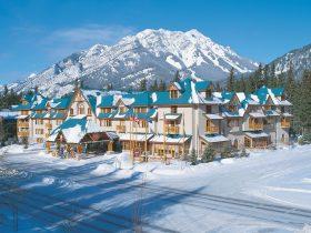 Ski de Printemps à Banff !