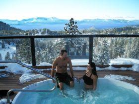 Heavenly Lake Tahoe