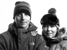 Doug Roy et Diane Kawai