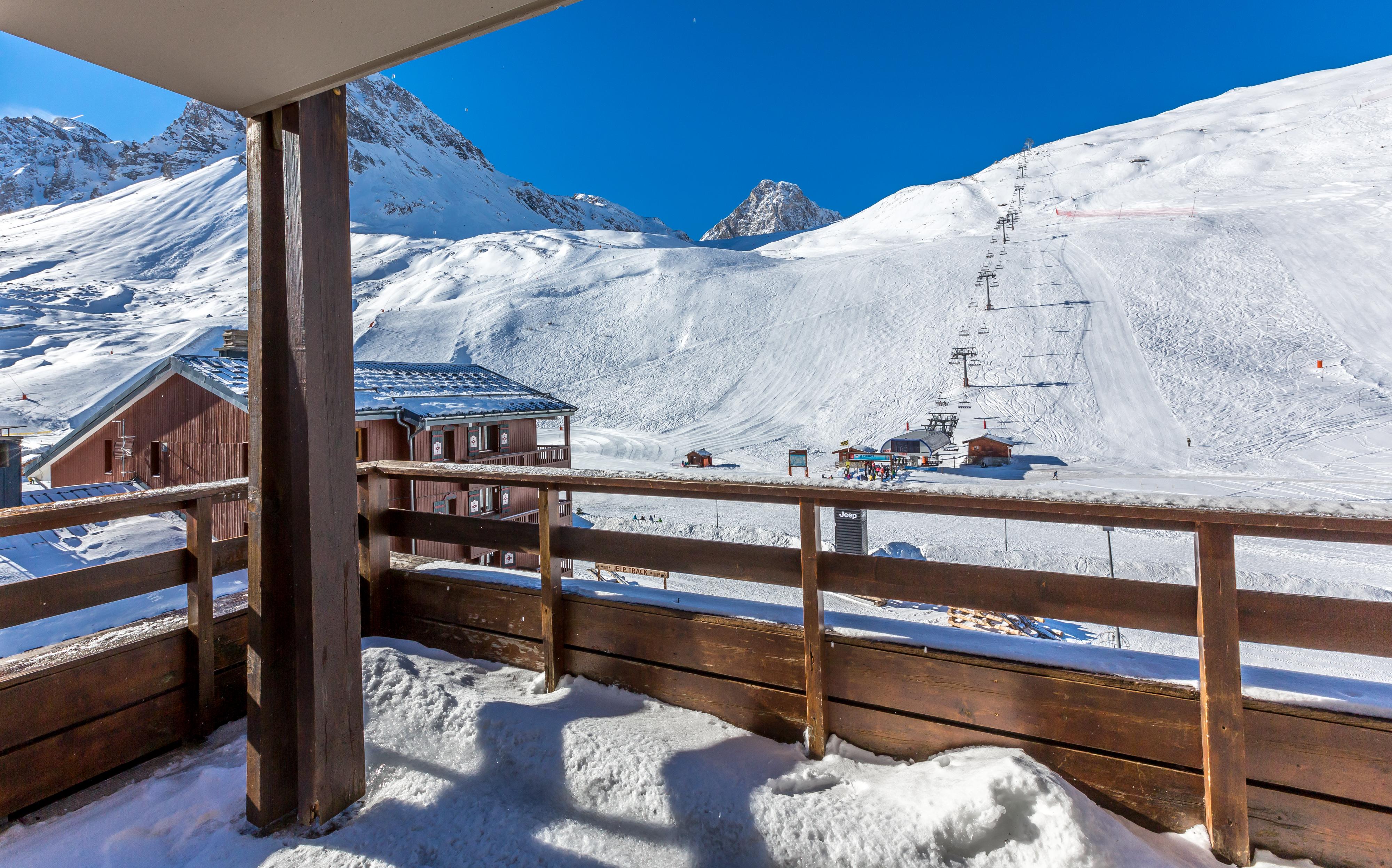 Tignes tours altitude - Hotel diva tignes ...