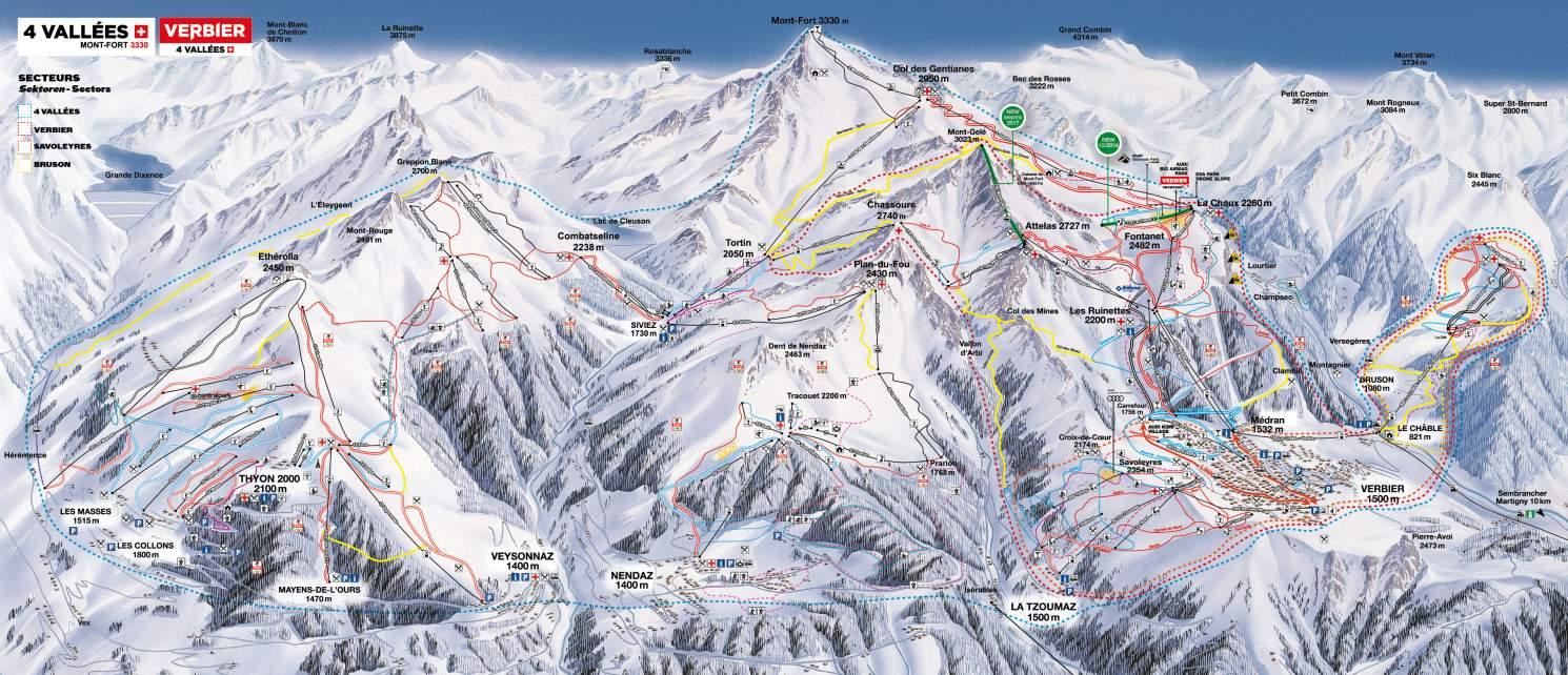 Découvrez Verbier et les 4 Vallées avec Roger Laroche