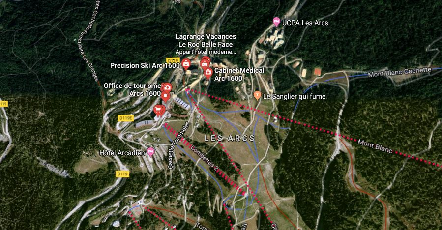 Club Med Les Arcs Panorama – Alain Cyr