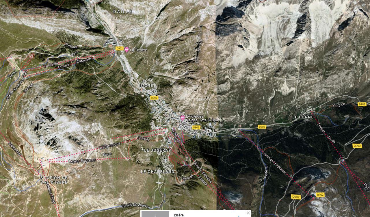 Pierre Lacroix de retour à Val d'Isère
