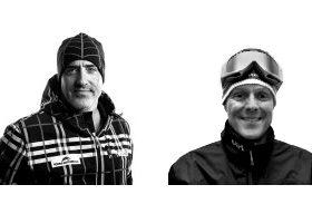 Steven Bergin & Alain Rochefort