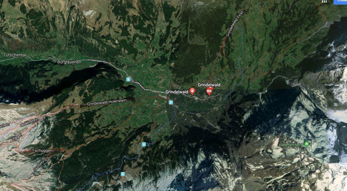 Skiez le Domaine du Jungfrau avec Steven Bergin