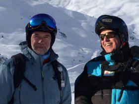 Pierre Lacroix et Claude Mc Mullen